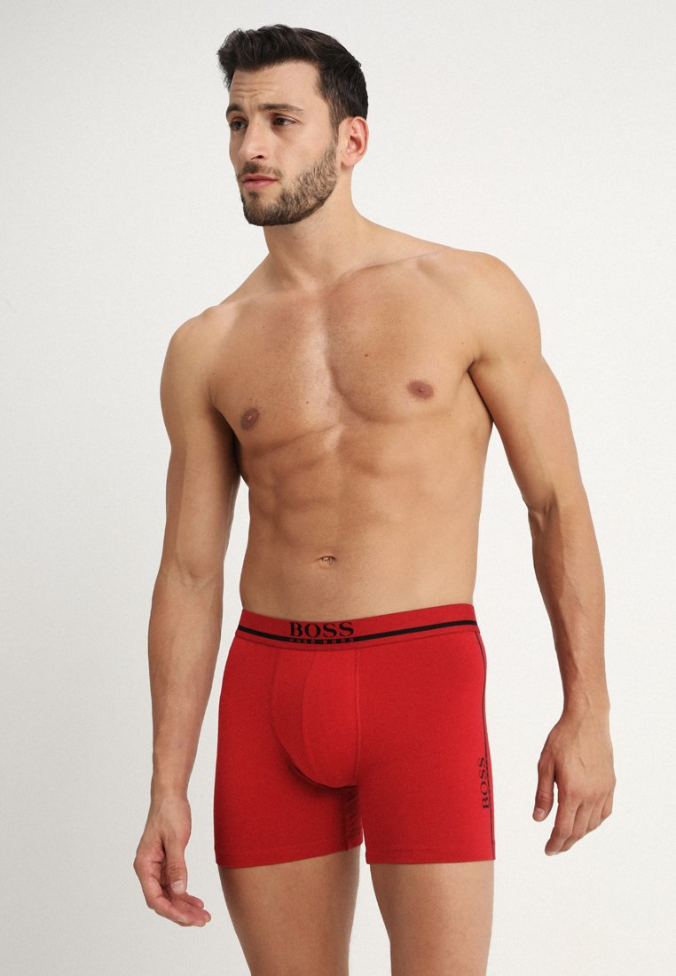 BOSS - BOXER BRIEF LOGO  - Shorty - bright red