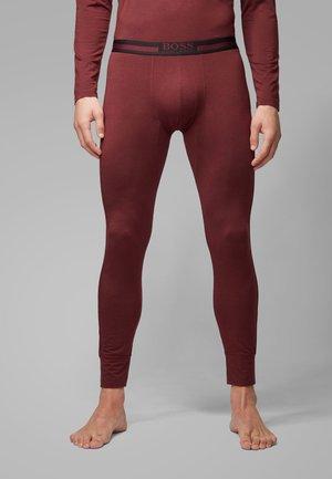 LONG JOHN THERMAL+ - Unterhose lang - dark red