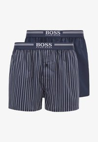 BOSS - 2P BOXER SHORTS EW - Shorty - dark blue - 0