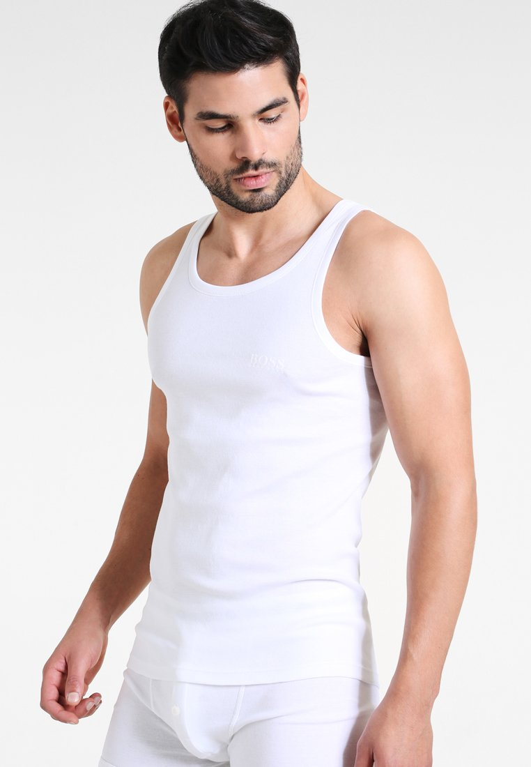 BOSS - TANK TOP ORIGINAL  - Camiseta interior - white
