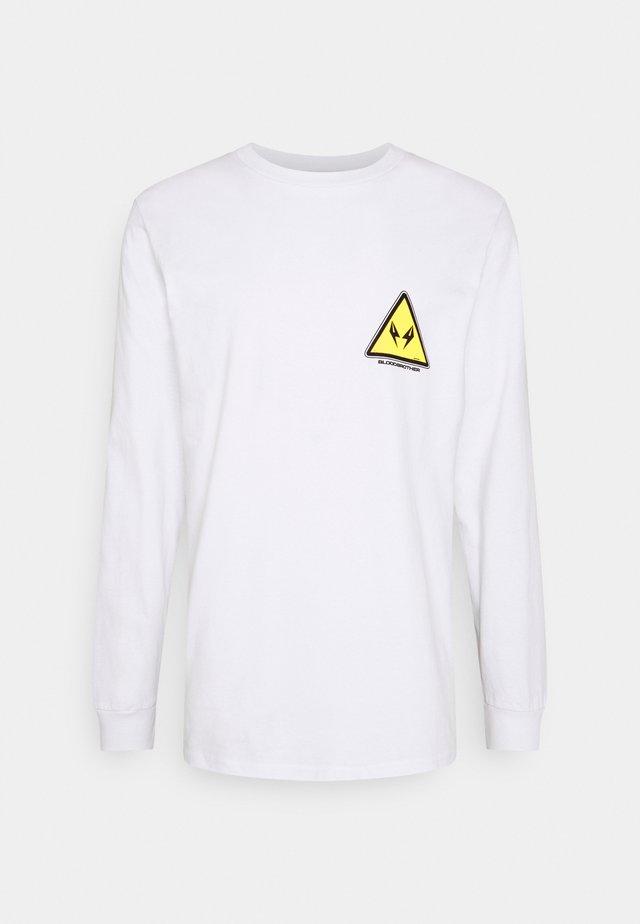 BARROW TEE UNISEX  - T-shirt imprimé - white