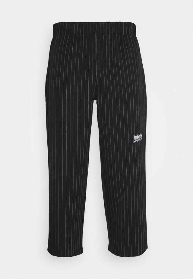 STAMFORD TROUSERS - Pantalon classique - black