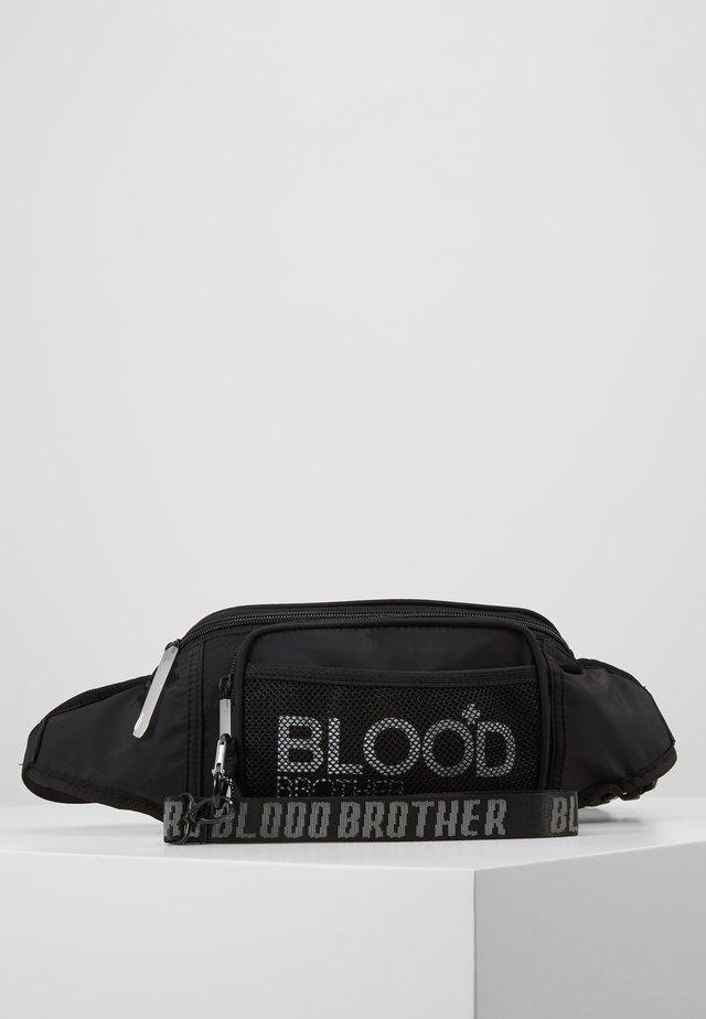 SPEED HIP BAG - Bum bag - black
