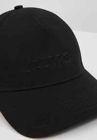 Blood Brother - BASEBALL  CLASSIC TRUCKER - Lippalakki - black - 5