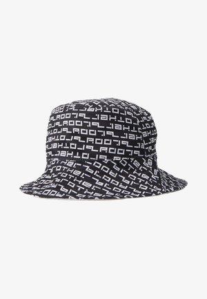 BRADY4 BUCKET HAT  - Hoed - black/white