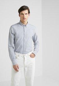 BD Baggies - DEXTER - Shirt - blue grey - 0