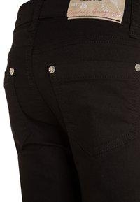 Blue Effect - COLORE - Jeans Skinny Fit - schwarz - 2