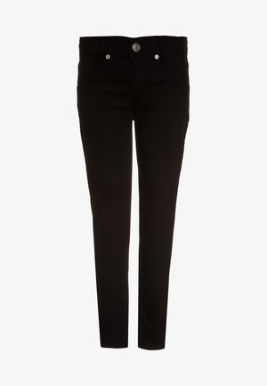 COLORE - Jeansy Skinny Fit - schwarz
