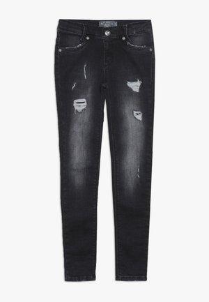 GIRLS DESTROYED - Jeans Skinny Fit - black medium