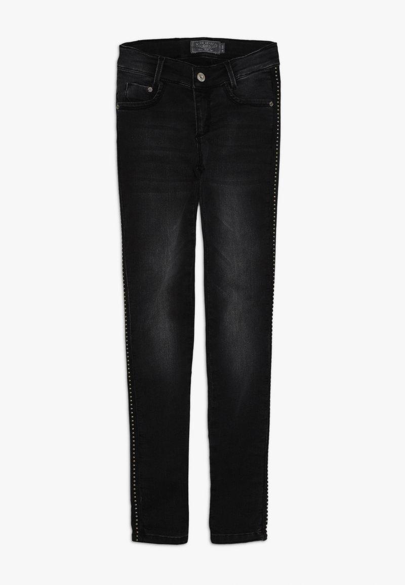 Blue Effect - GIRLS - Jeans Skinny Fit - black