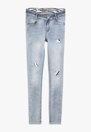 GIRLS DESTROYED - Jeans Skinny Fit - light blue
