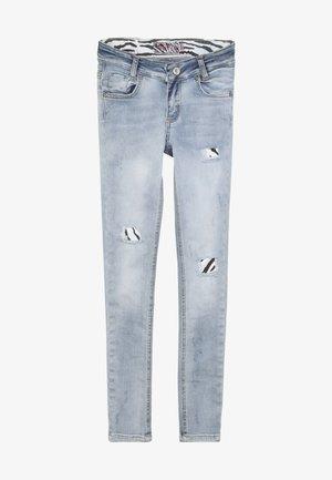 GIRLS DESTROYED - Skinny džíny - light blue