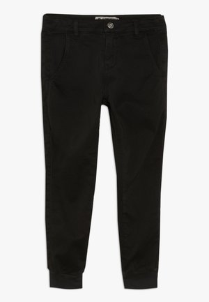 GIRLS STREETWEAR JOGGER - Pantalones - schwarz reactive