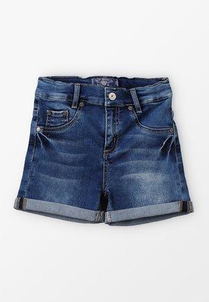 Jeansshort - blue medium