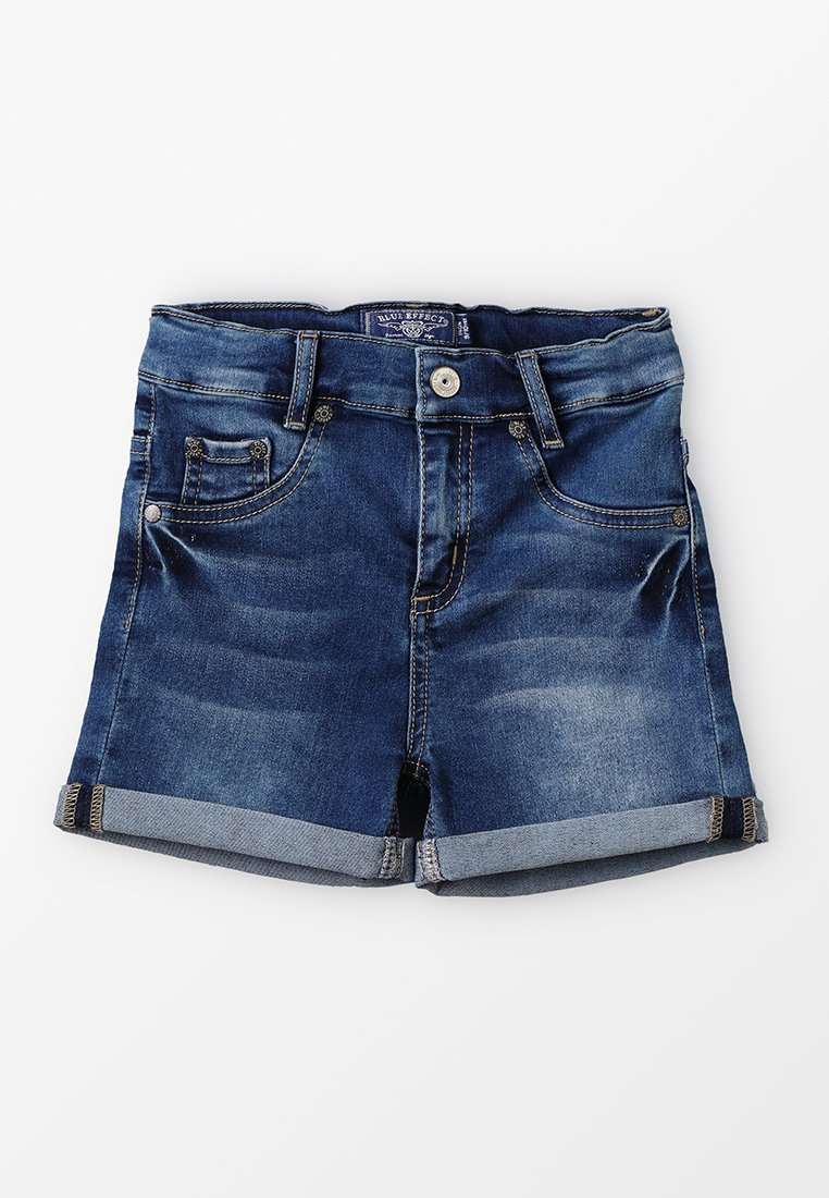 Blue Effect - Jeans Shorts - blue medium