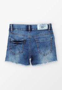Blue Effect - GIRLS SHORT ARTWORKS - Jeans Short / cowboy shorts - blue medium - 1