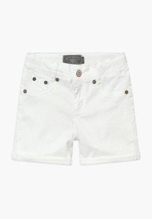 GIRLS BASIC - Denim shorts - schneeweiss reactive