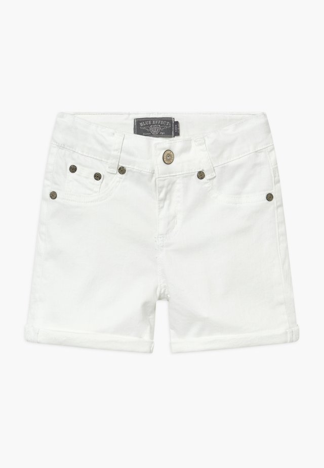 GIRLS BASIC - Jeans Shorts - schneeweiss reactive