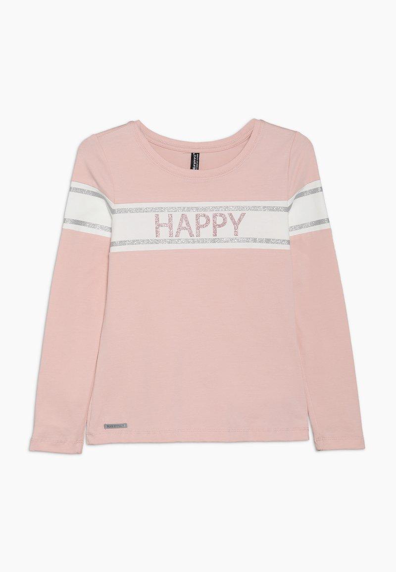 Blue Effect - GIRLS LONGSLEEVE HAPPY - Long sleeved top - winterrose reactive