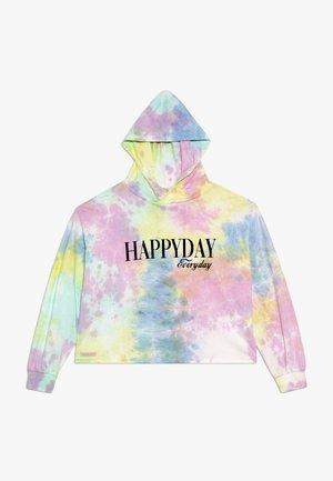 HAPPYDAY - Long sleeved top - pastel batik