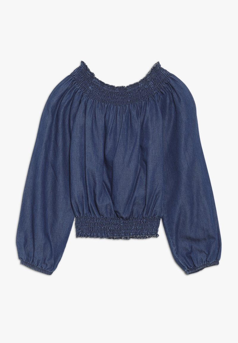 Blue Effect - GIRLS CARMEN - Blusa - medium blue