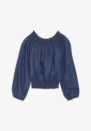 GIRLS CARMEN - Blus - medium blue