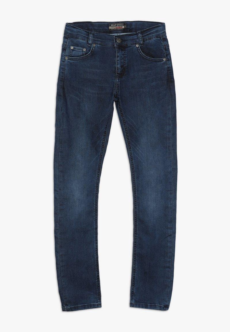 Blue Effect - 5 POCKET ULTRA - Skinny džíny - medium blue