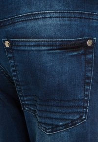 Blue Effect - BIKER - Vaqueros pitillo - blue denim - 4