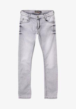 Jeans straight leg - grey medium