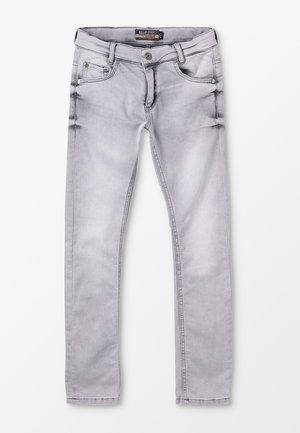 Jean droit - grey medium
