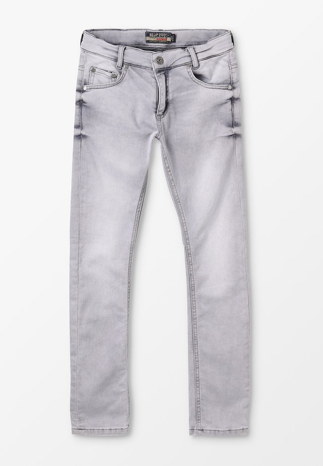 Straight leg jeans - grey medium