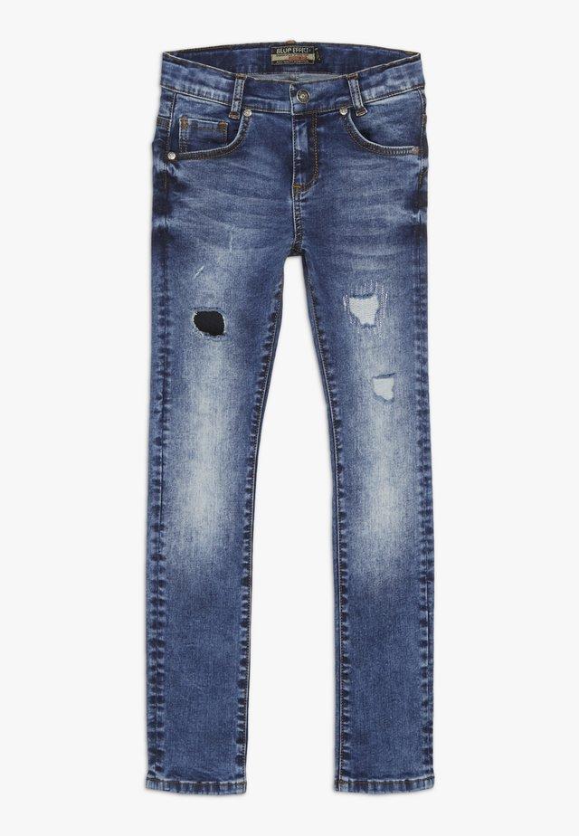 BOYS - Jeans Skinny Fit - medium blue