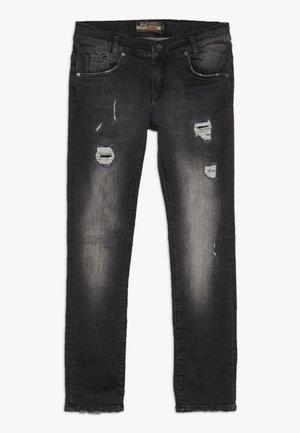BOYS - Jeans Skinny Fit - black medium