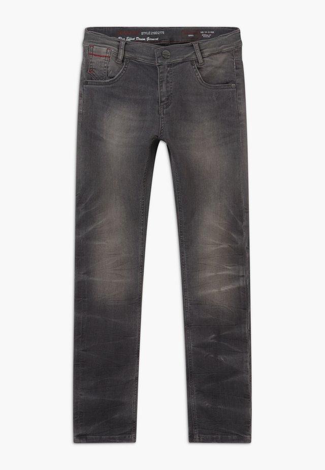 BOYS - Jeans Skinny Fit - grey denim