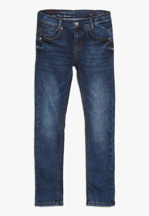 BOYS - Jeans Skinny Fit - blue medium