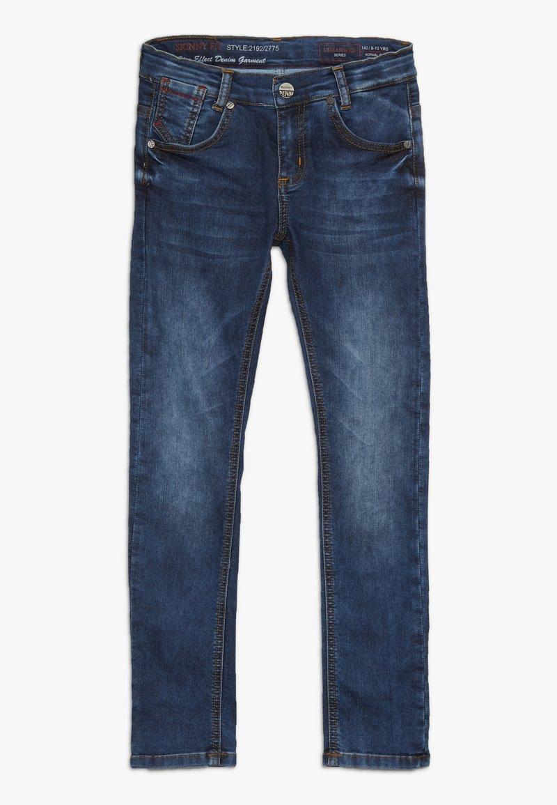 Blue Effect - BOYS - Skinny džíny - blue medium