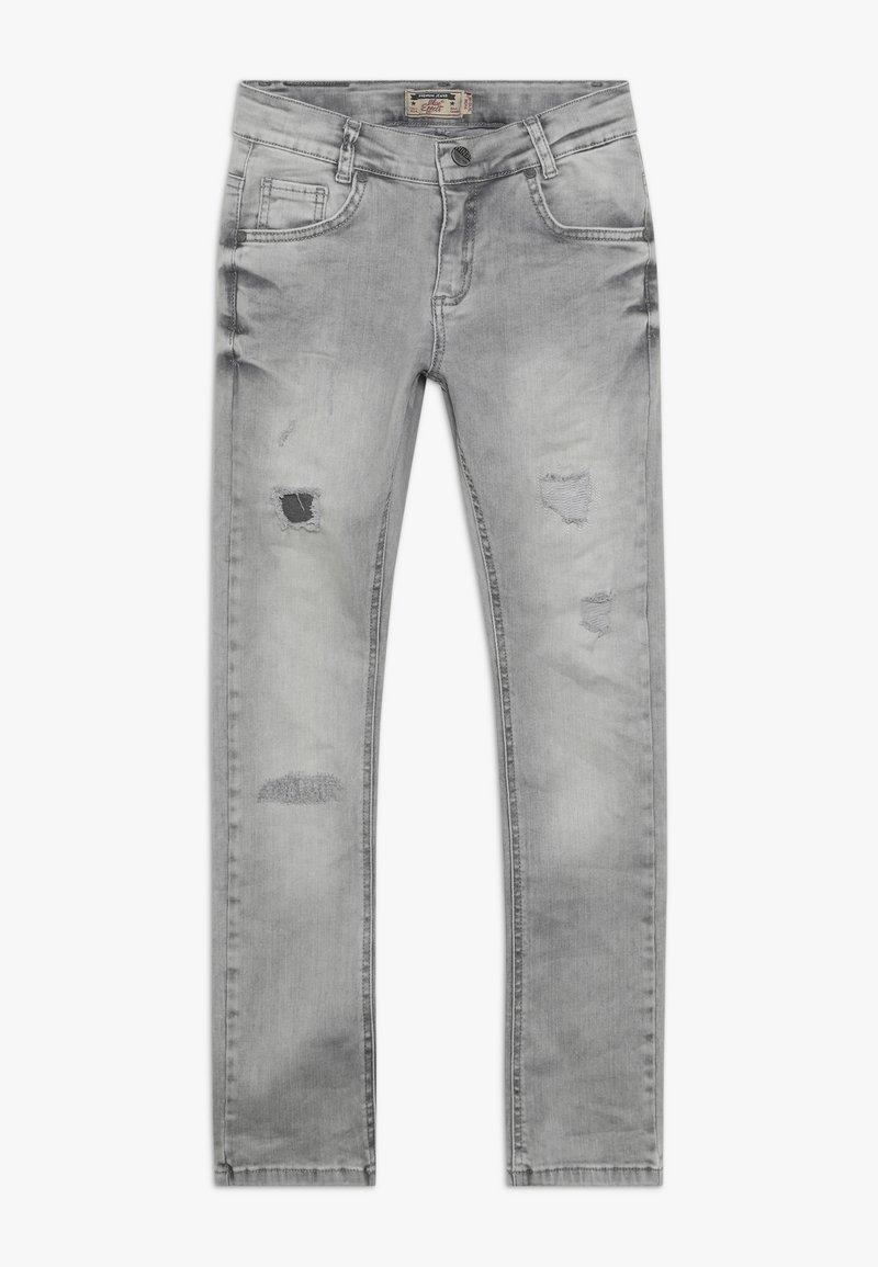 Blue Effect - BOYS HEAVY DESTROYED - Jeans Skinny - medium grey destroyed
