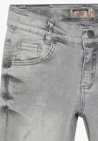 Blue Effect - BOYS HEAVY DESTROYED - Jeans Skinny - medium grey destroyed - 3