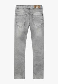 Blue Effect - BOYS HEAVY DESTROYED - Jeans Skinny - medium grey destroyed - 1