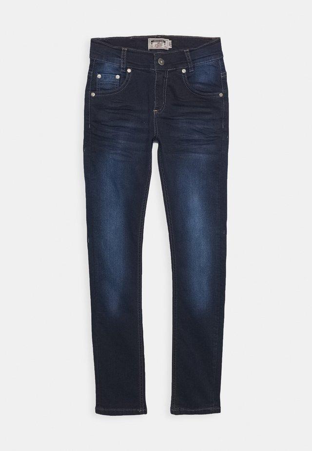 BOYS SPECIAL SKINNY - Jeans Skinny Fit - darkblue soft