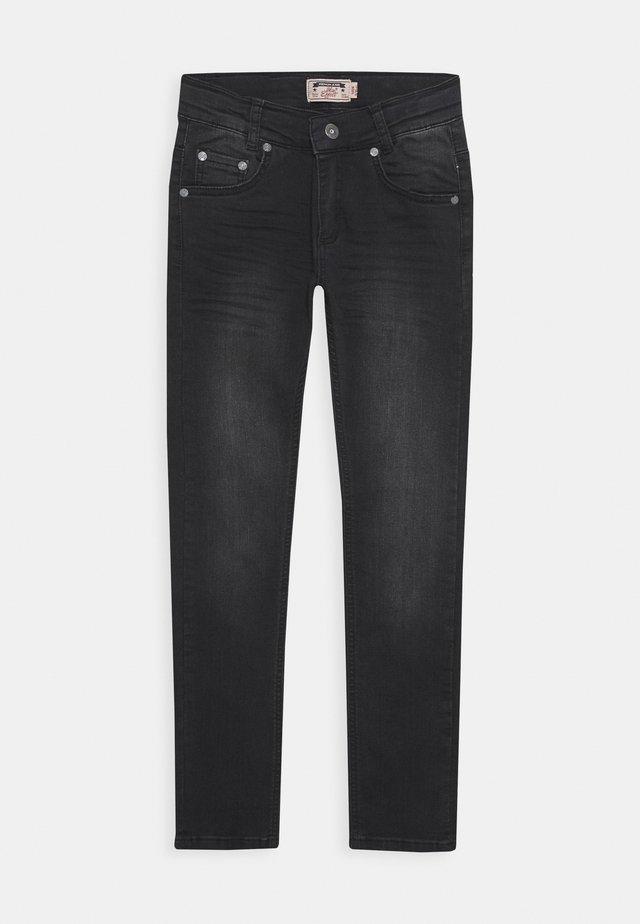 BOYS SPECIAL SKINNY - Jeans Skinny Fit - black soft