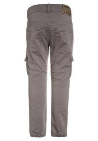 Blue Effect - BOYS PANT - Cargo trousers - mausgrau antik - 1