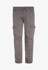 Blue Effect - BOYS PANT - Cargo trousers - mausgrau antik - 0