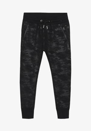 BOYS JOGGPANT - Teplákové kalhoty - schwarz