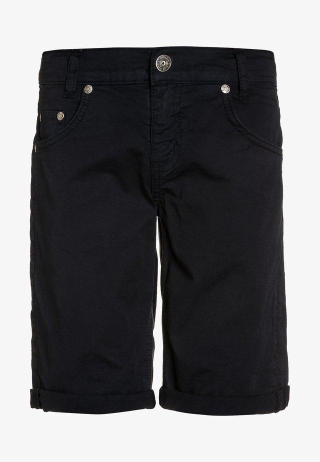PAPERTOUCH - Shorts - dunkelmarine antik