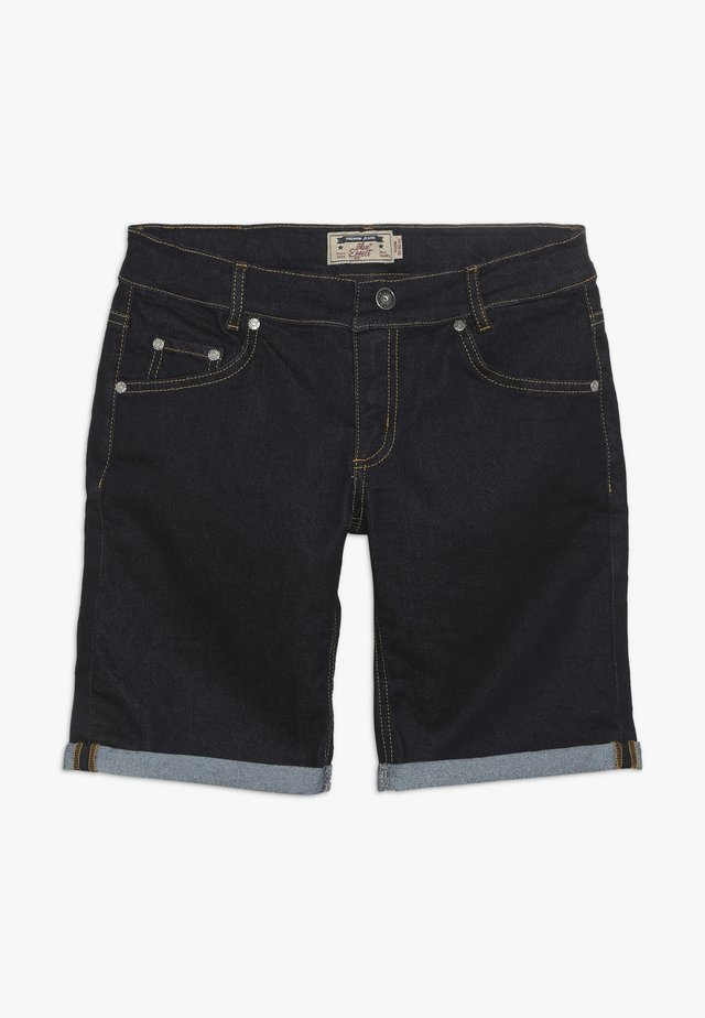 BOYS BASIC - Jeansshort - blue denim clean