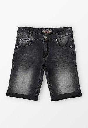 BOYS BASIC - Jeans Shorts - black medium