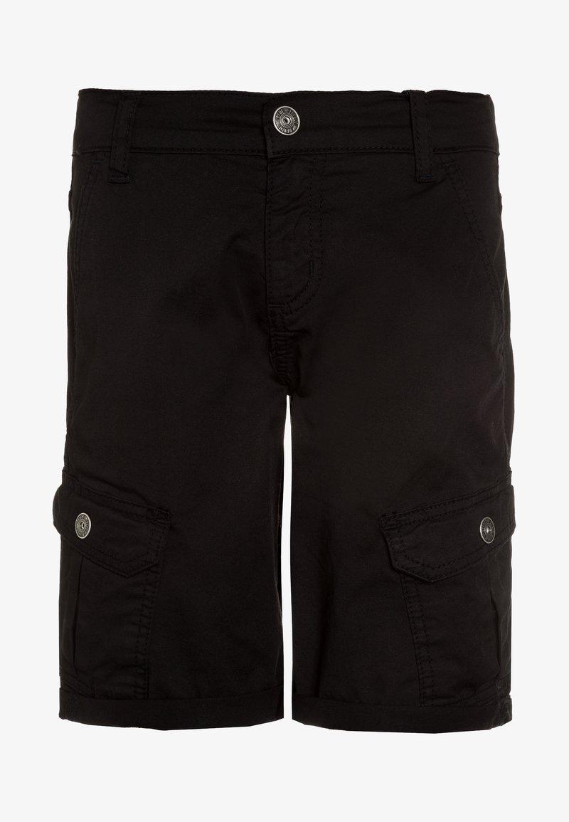 Blue Effect - Pantalon cargo - schwarz
