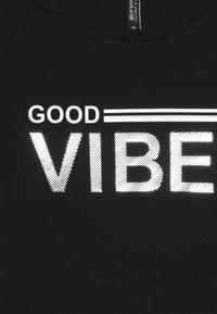Blue Effect - BOYS LONGSLEEVE VIBES - Camiseta de manga larga - schwarz reactive - 3