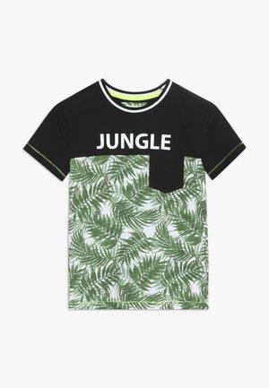 BOYS JUNGLE - T-shirts print - green